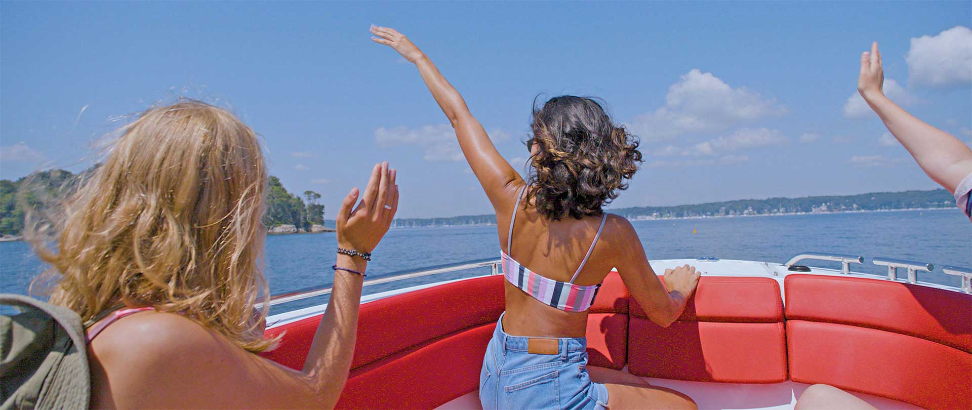 Waving-from-Boat