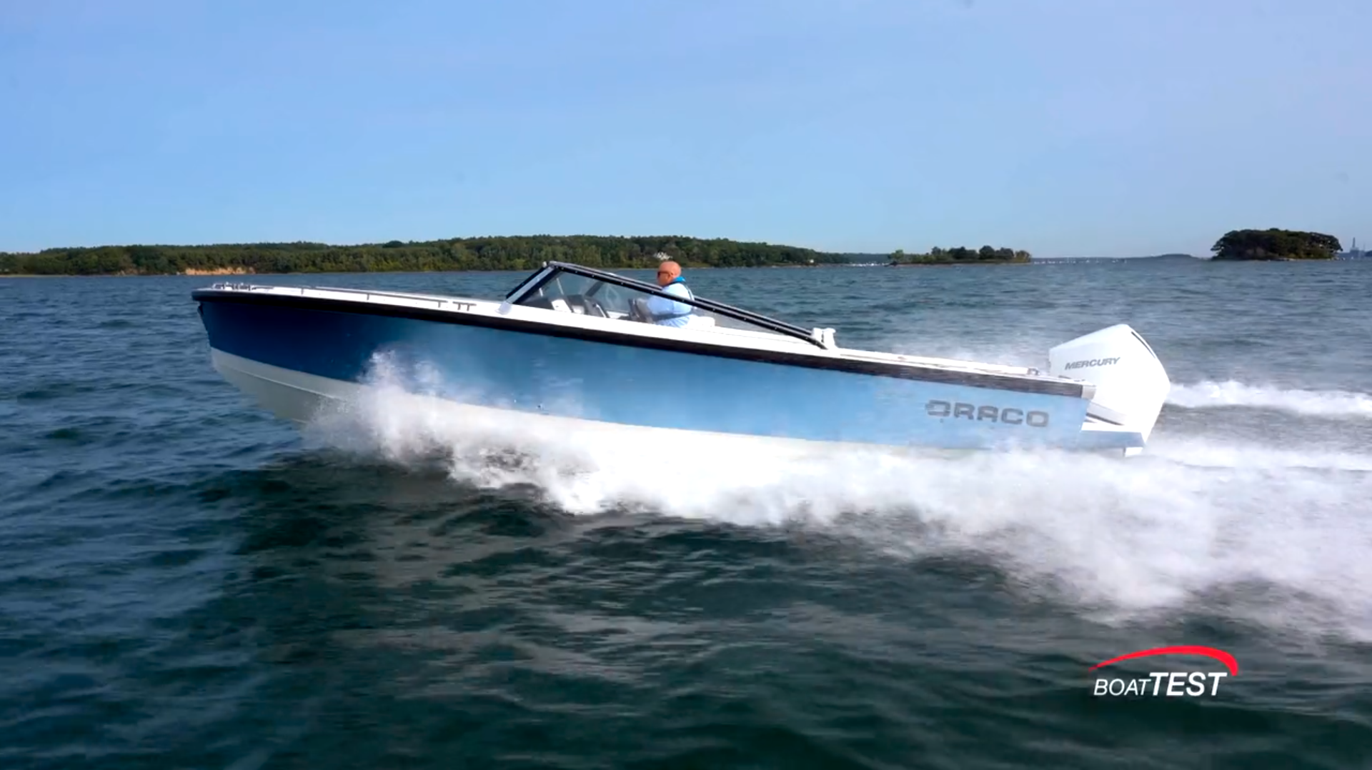 Boat Test Review of Draco 27